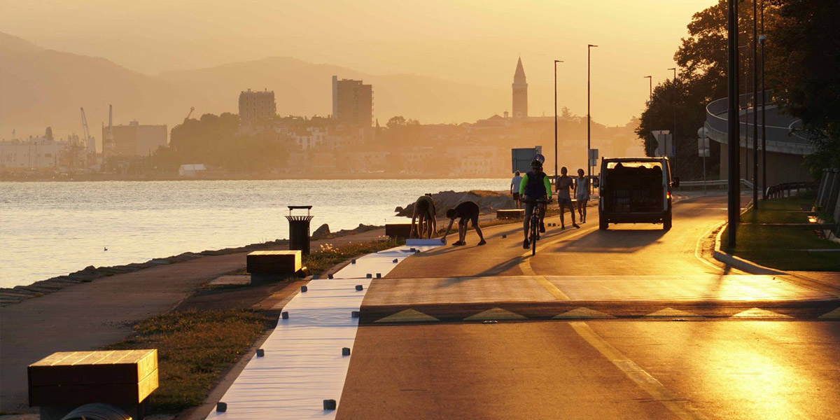 Narišimo Obalo - akcija množičnega snovanja prihodnosti obalne ceste